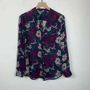 Kut From The Kloth Sinclaire Floral Top Stitch Fix